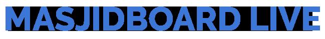 Masjidboard Live Logo